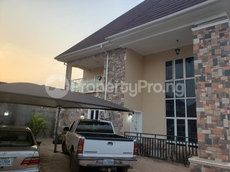 4 bedroom Detached Duplex House for sale Behind Grail Message Off Ecochin Bustop,old Airport Rd,thinkers Corner Enugu Enugu - 1