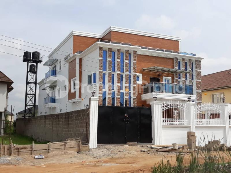 6 bedroom Massionette House for sale Opic Estate,Ave Maria Street off Isheri GRA Arepo Arepo Ogun - 0