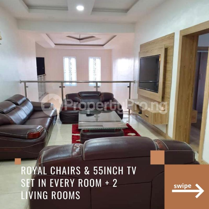 6 bedroom Massionette House for sale Opic Estate,Ave Maria Street off Isheri GRA Arepo Arepo Ogun - 11