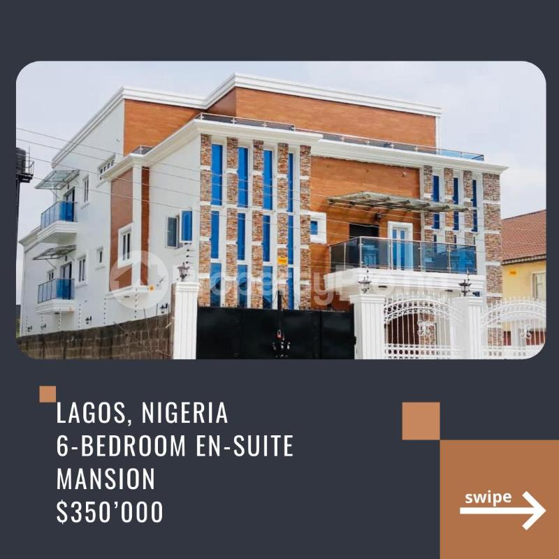 6 bedroom Massionette House for sale Opic Estate,Ave Maria Street off Isheri GRA Arepo Arepo Ogun - 9