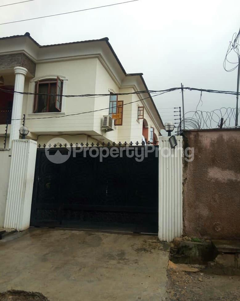4 bedroom Detached Duplex House for sale nice location  Oke-Ira Ogba Lagos - 0