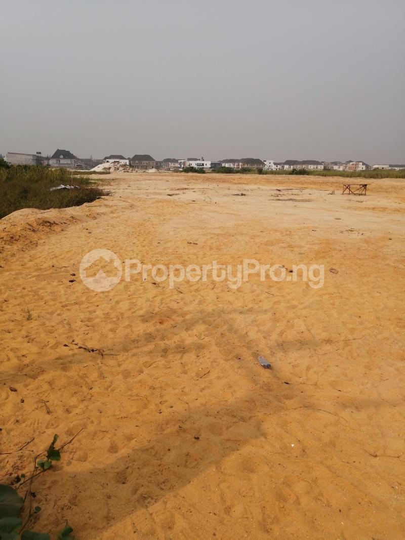 Residential Land Land for sale By Buena Vista Estate Via Orchid Hotel Road chevron Lekki Lagos - 2