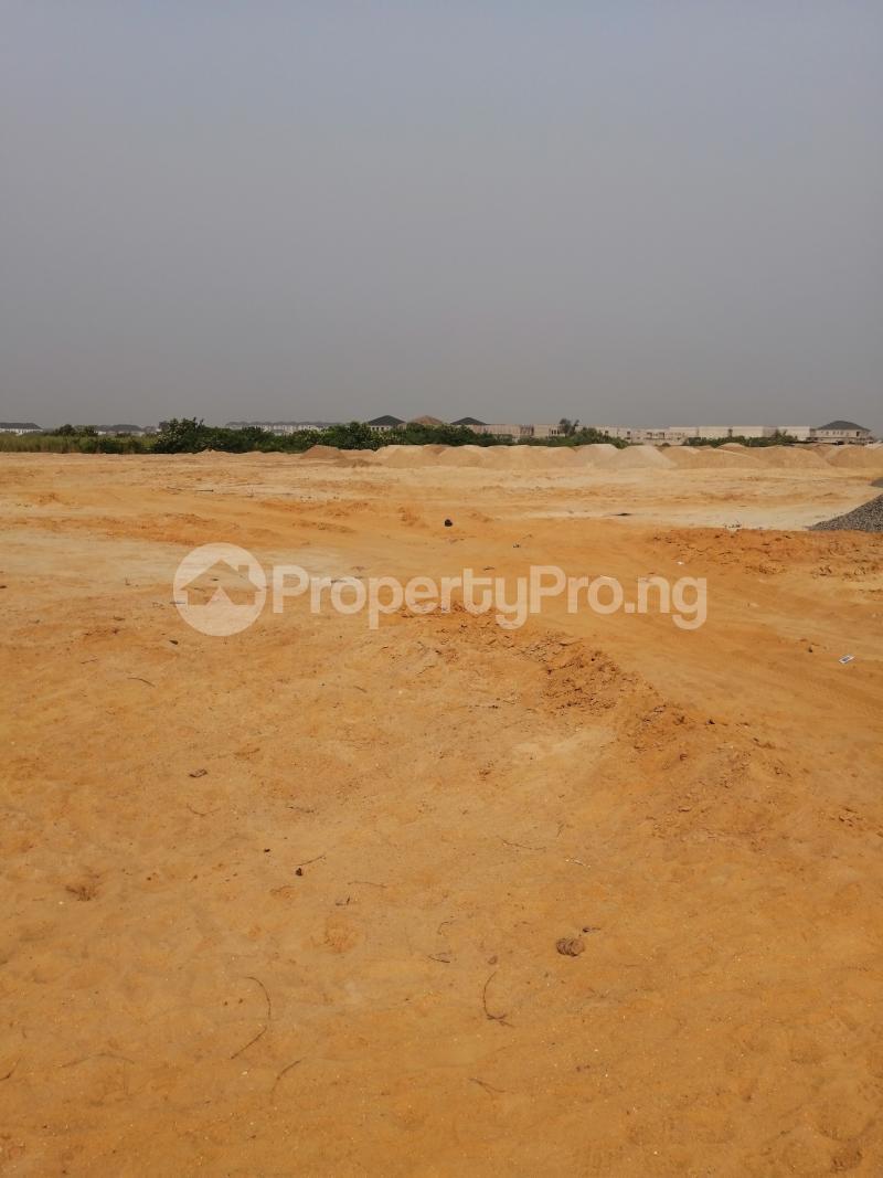 Residential Land Land for sale By Buena Vista Estate Via Orchid Hotel Road chevron Lekki Lagos - 1