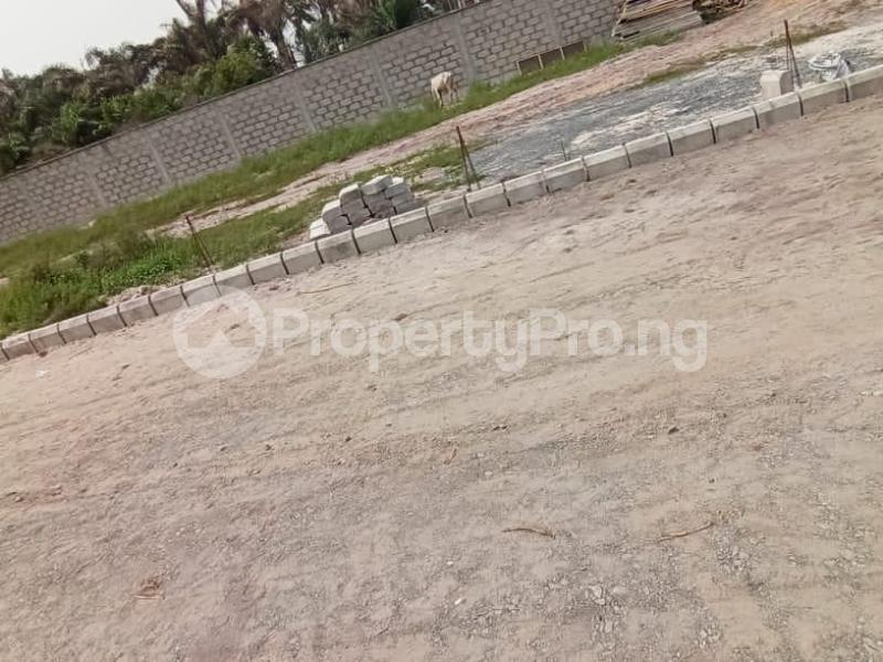 Residential Land Land for sale Inside Beechwood Estate Bogije Sangotedo Lagos - 2