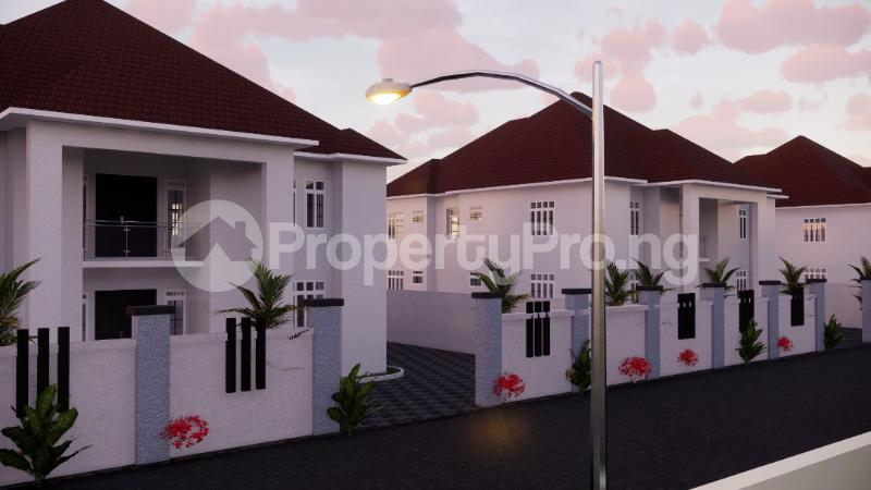 5 bedroom Terraced Duplex House for sale By MRS Petrol Station Gaduwa Gaduwa Abuja - 0