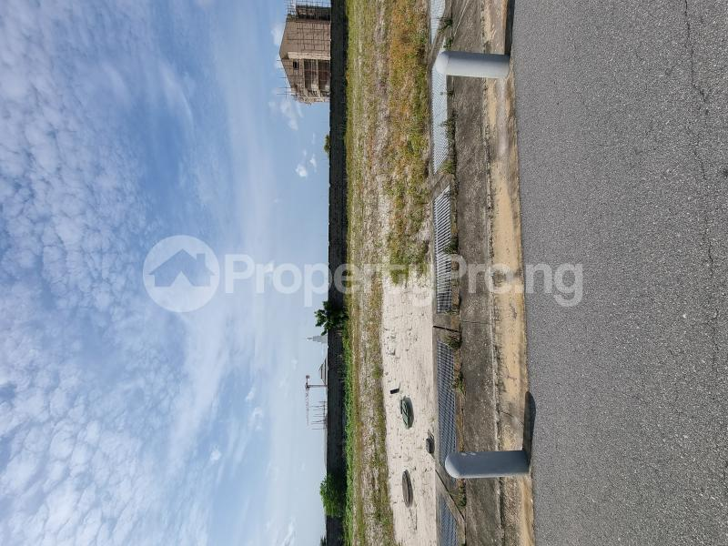Residential Land for sale Twin Lake Estate chevron Lekki Lagos - 1
