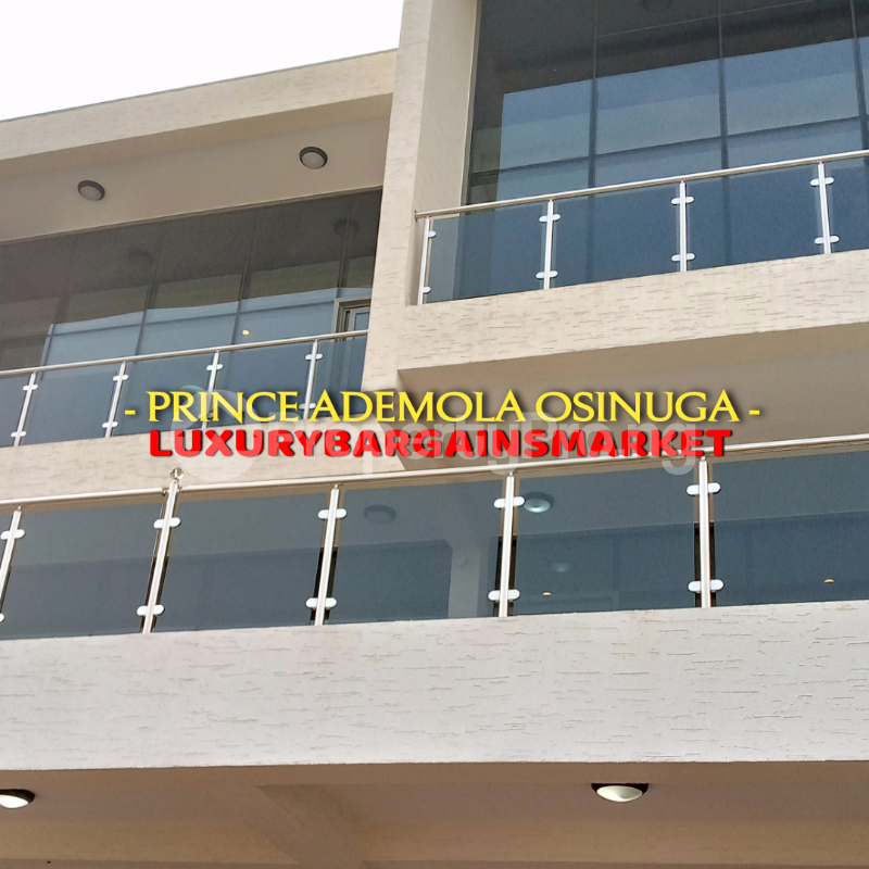 10 bedroom Terraced Duplex for rent Banana Island Estate Banana Island Ikoyi Lagos - 1