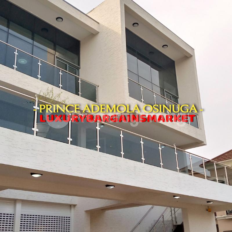 10 bedroom Terraced Duplex for rent Banana Island Estate Banana Island Ikoyi Lagos - 0