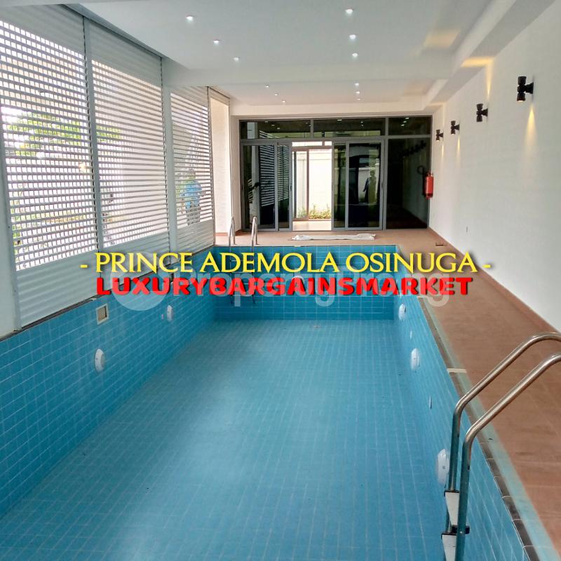 10 bedroom Terraced Duplex for rent Banana Island Estate Banana Island Ikoyi Lagos - 2