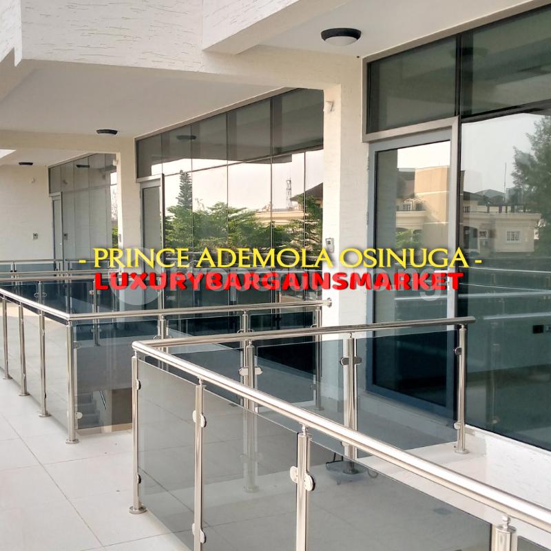 10 bedroom Terraced Duplex for rent Banana Island Estate Banana Island Ikoyi Lagos - 4