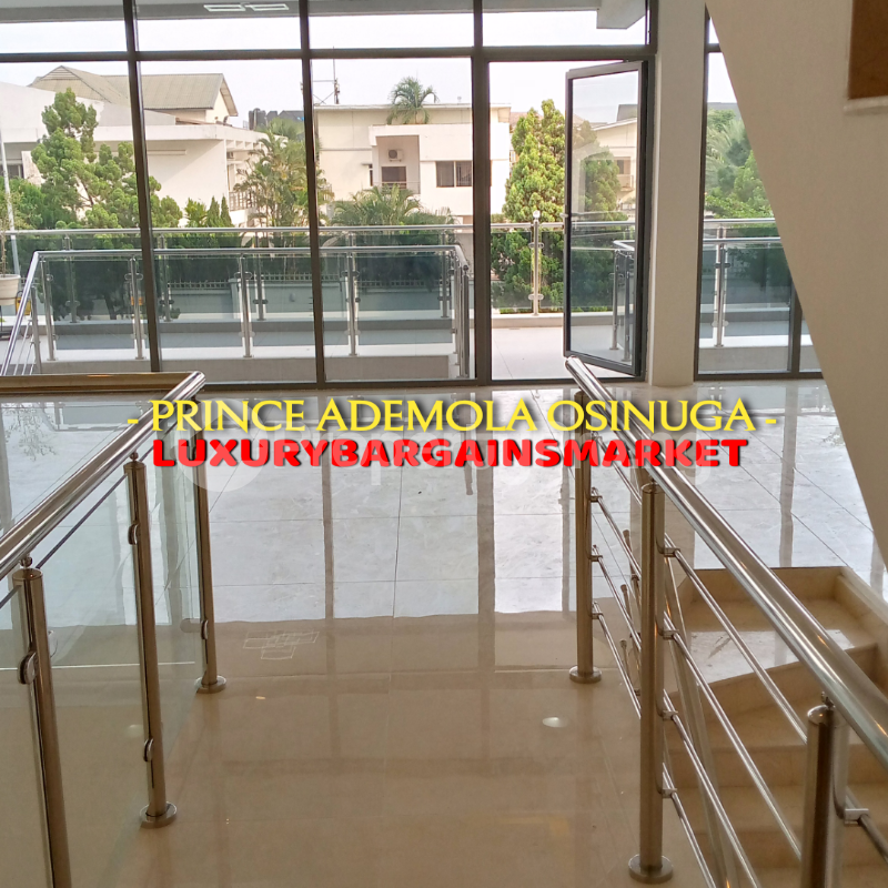 10 bedroom Terraced Duplex for rent Banana Island Estate Banana Island Ikoyi Lagos - 5