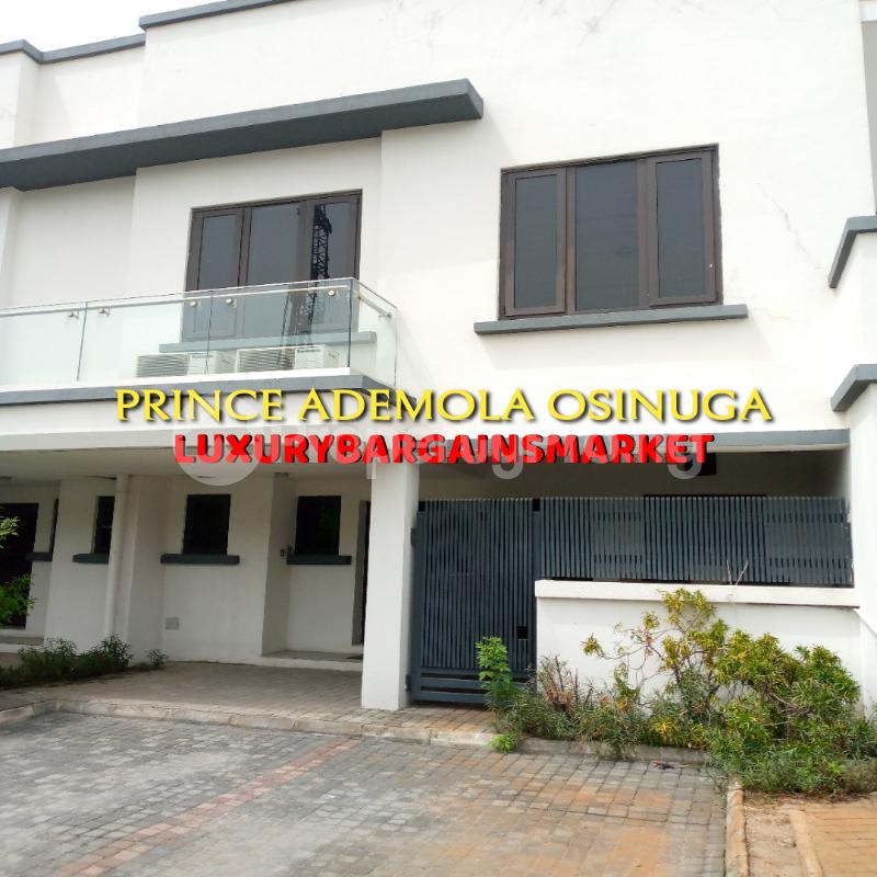 3 bedroom Semi Detached Duplex House for rent BANANA ISLAND ESTATE Banana Island Ikoyi Lagos - 4