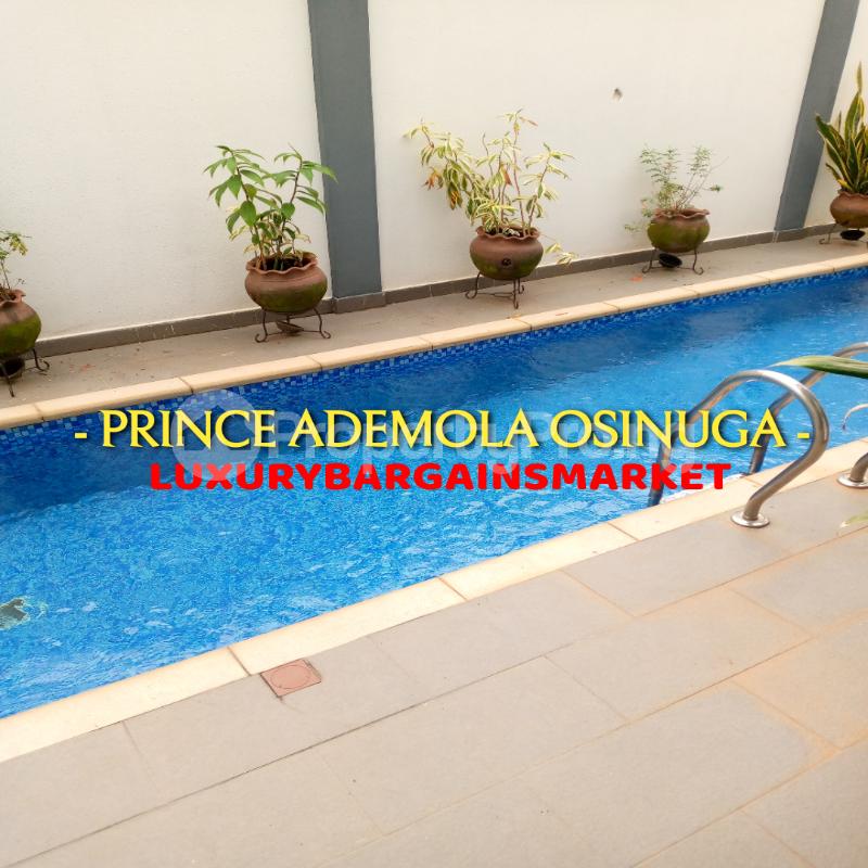 3 bedroom Semi Detached Duplex House for rent BANANA ISLAND ESTATE Banana Island Ikoyi Lagos - 0