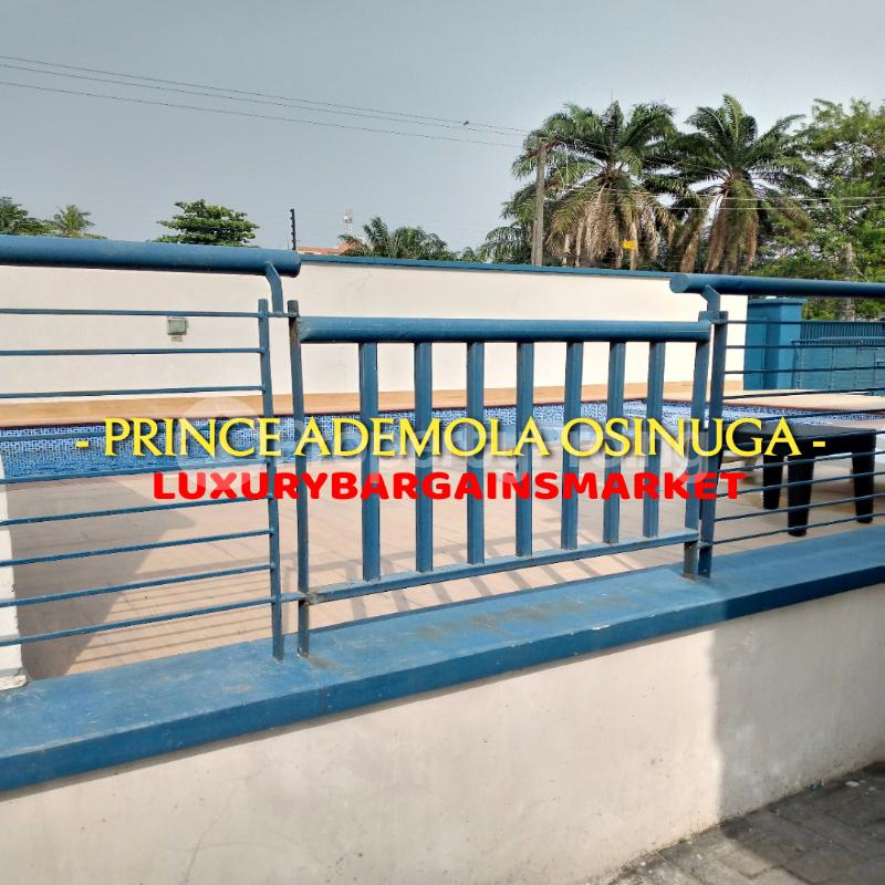 4 bedroom Detached Duplex for rent Central Ikoyi Old Ikoyi Ikoyi Lagos - 1