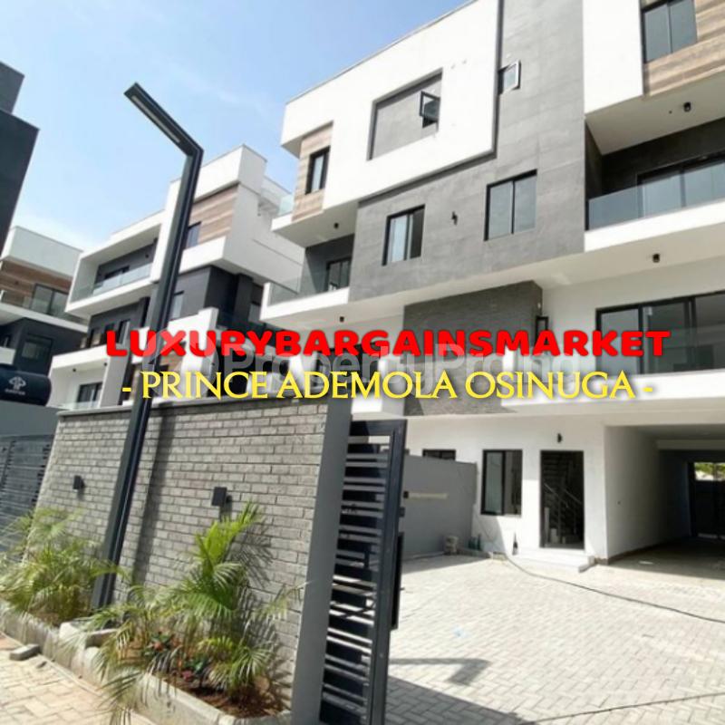 5 bedroom House for rent BANANA ISLAND ESTATE Banana Island Ikoyi Lagos - 0