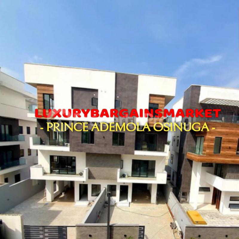 5 bedroom House for rent BANANA ISLAND ESTATE Banana Island Ikoyi Lagos - 8