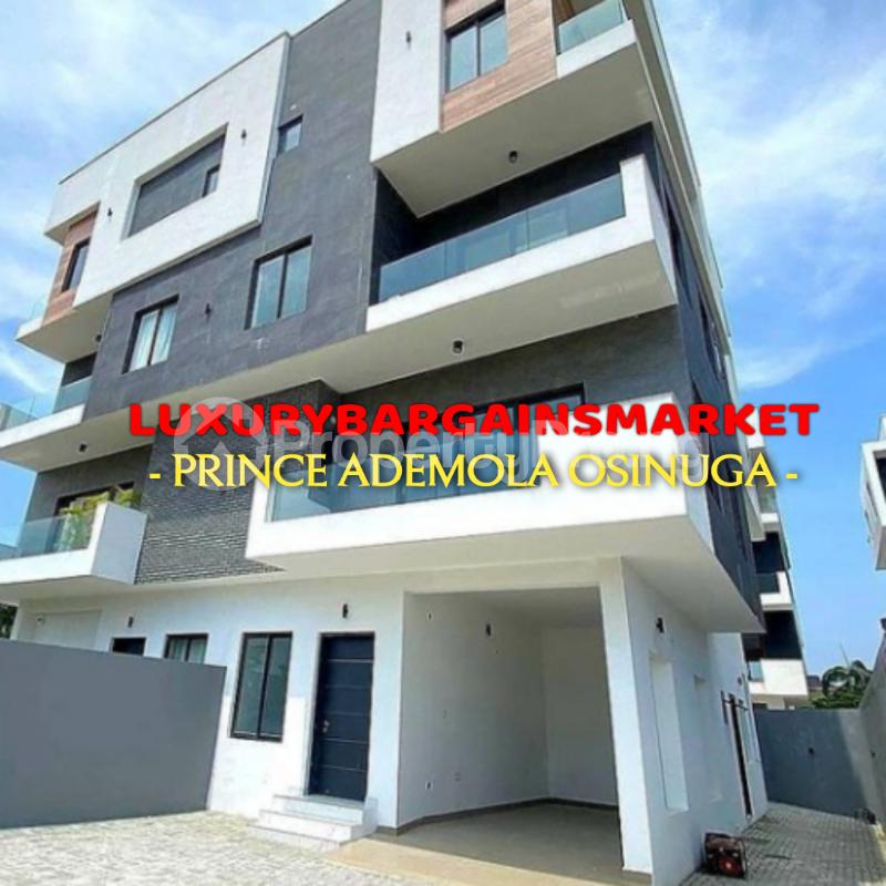 5 bedroom House for rent BANANA ISLAND ESTATE Banana Island Ikoyi Lagos - 1