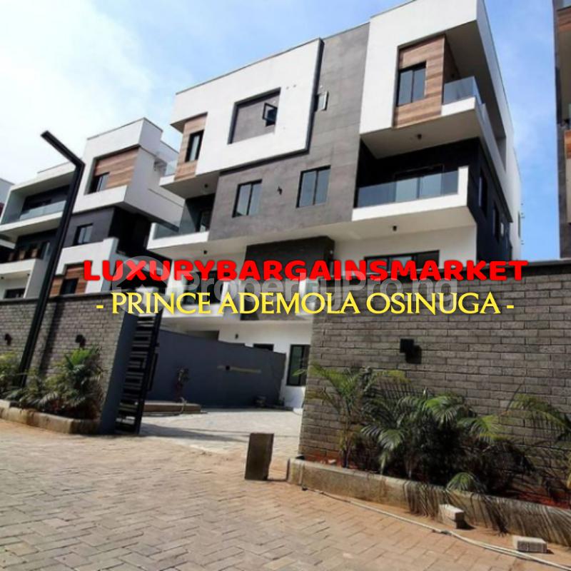 5 bedroom House for rent BANANA ISLAND ESTATE Banana Island Ikoyi Lagos - 2