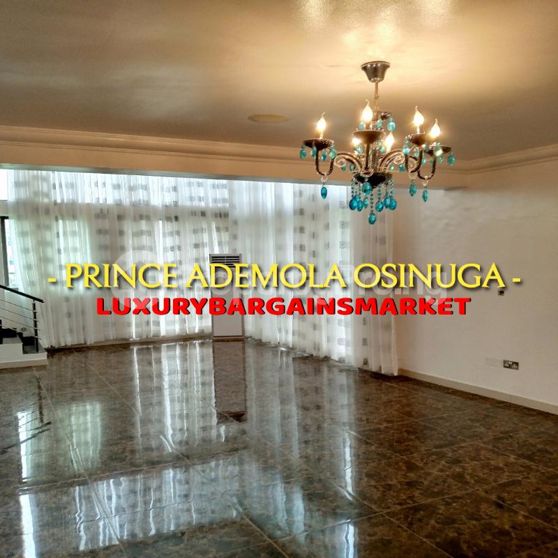 5 bedroom Detached Duplex House for rent BANANA ISLAND ESTATE Ikoyi Lagos - 20