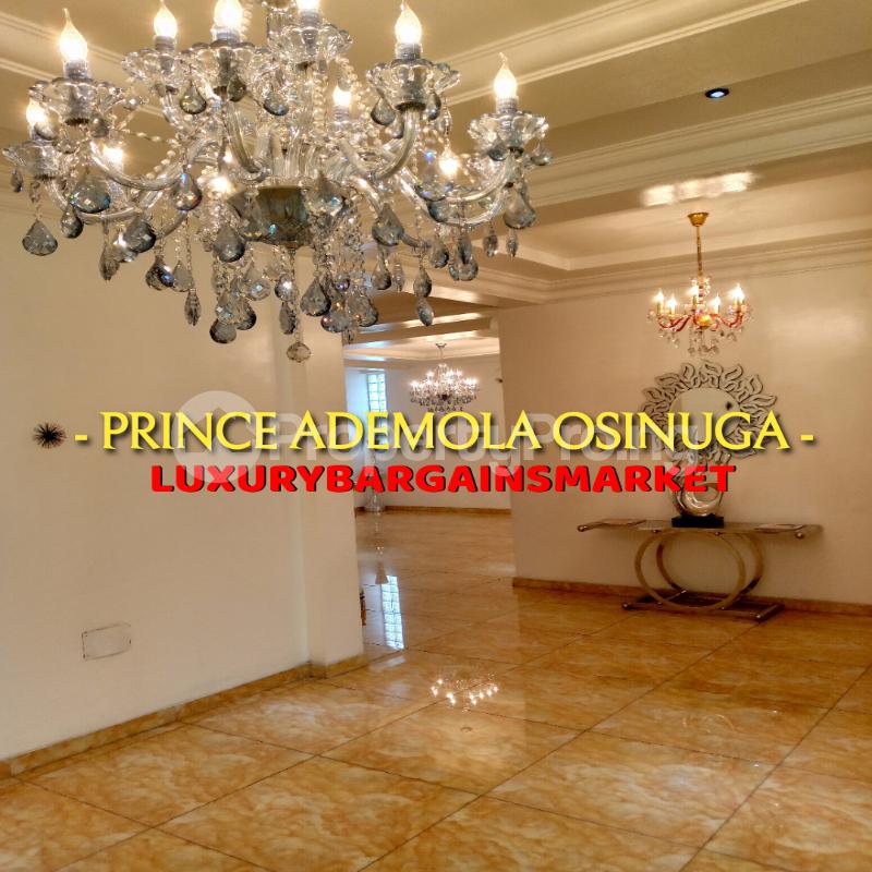 5 bedroom Detached Duplex House for rent BANANA ISLAND ESTATE Ikoyi Lagos - 21