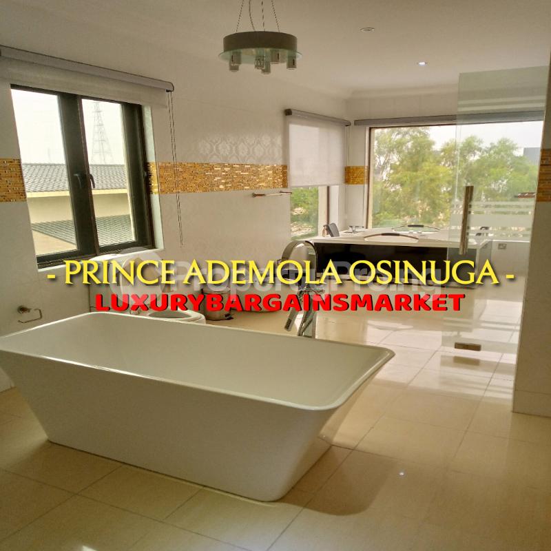 5 bedroom Detached Duplex House for rent BANANA ISLAND ESTATE Ikoyi Lagos - 18