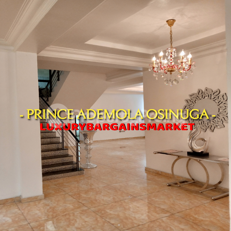 5 bedroom Detached Duplex House for rent BANANA ISLAND ESTATE Ikoyi Lagos - 22