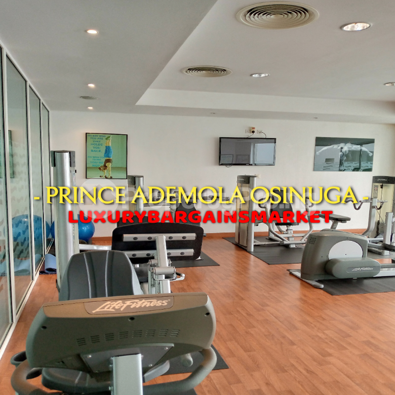 3 bedroom Flat / Apartment for rent BANANA ISLAND ESTATE Banana Island Ikoyi Lagos - 5