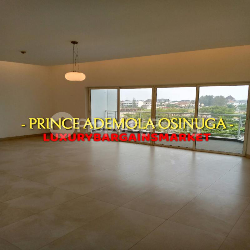 3 bedroom Flat / Apartment for rent BANANA ISLAND ESTATE Banana Island Ikoyi Lagos - 16