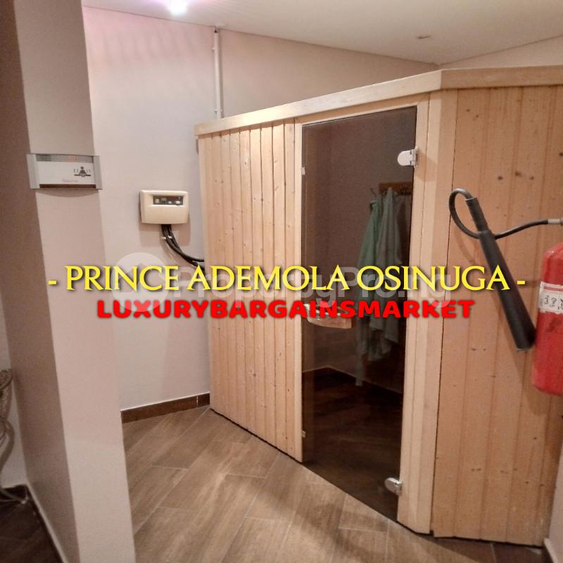 3 bedroom Flat / Apartment for rent BANANA ISLAND ESTATE Banana Island Ikoyi Lagos - 9