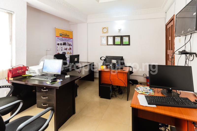 Private Office Co working space for rent 3/9 Olu-koleosho street, Off Medical Road. Obafemi Awolowo Way Ikeja Lagos - 2