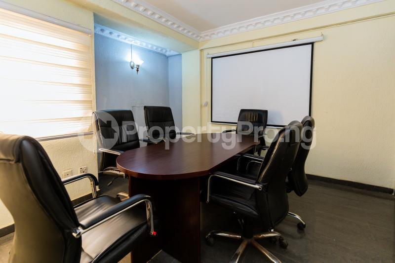 Private Office Co working space for rent 3/9 Olu-koleosho street, Off Medical Road. Obafemi Awolowo Way Ikeja Lagos - 4