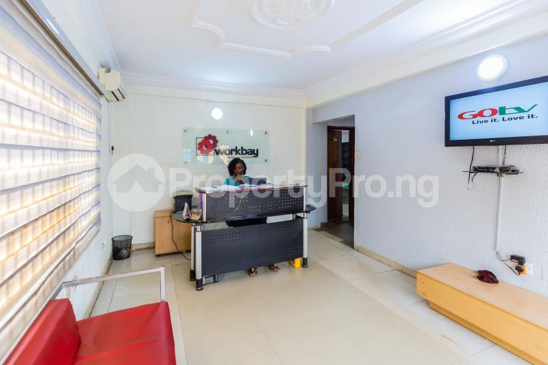Private Office Co working space for rent 3/9 Olu-koleosho street, Off Medical Road. Obafemi Awolowo Way Ikeja Lagos - 3