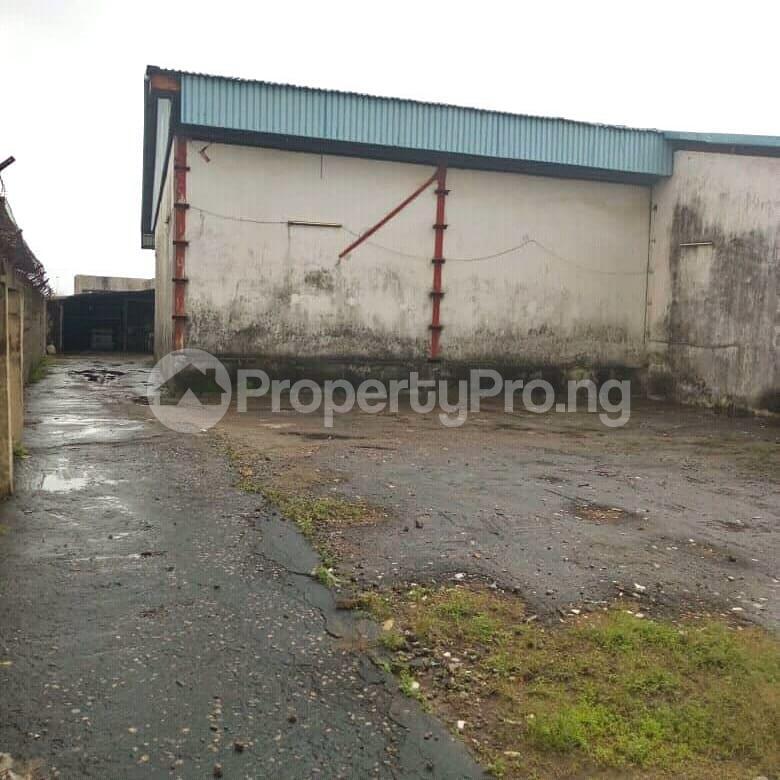 Factory Commercial Property for sale oshodi apapa expressway, Oshodi Lagos - 0