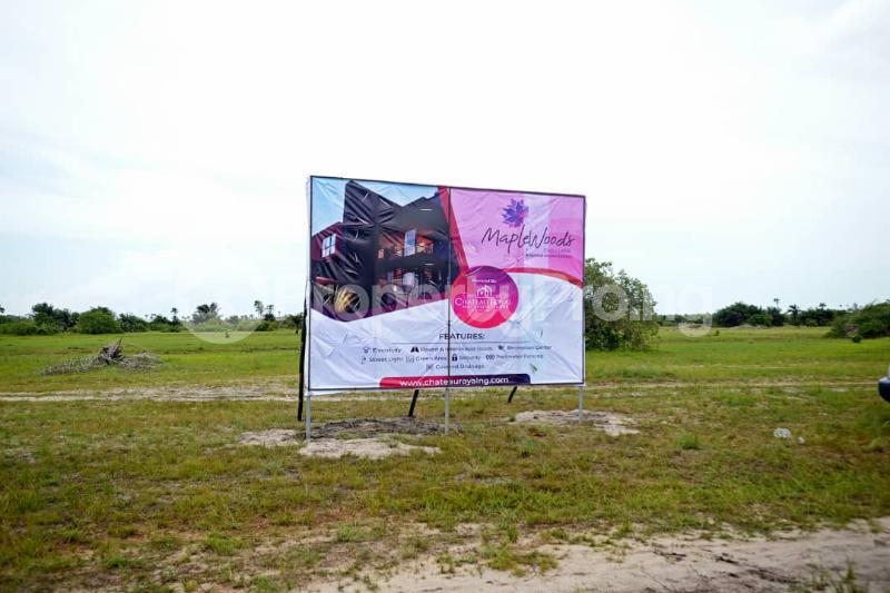 Serviced Residential Land Land for sale Igbogun Town LaCampaigne Tropicana Ibeju-Lekki Lagos - 4