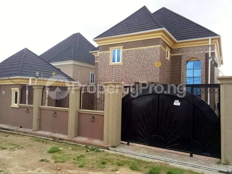 4 bedroom Detached Duplex for sale Temidire Estate Osogbo, By Ring Road Galaxy Hotel, 3minute Drive To Main Ring Road Osogbo Osun - 0
