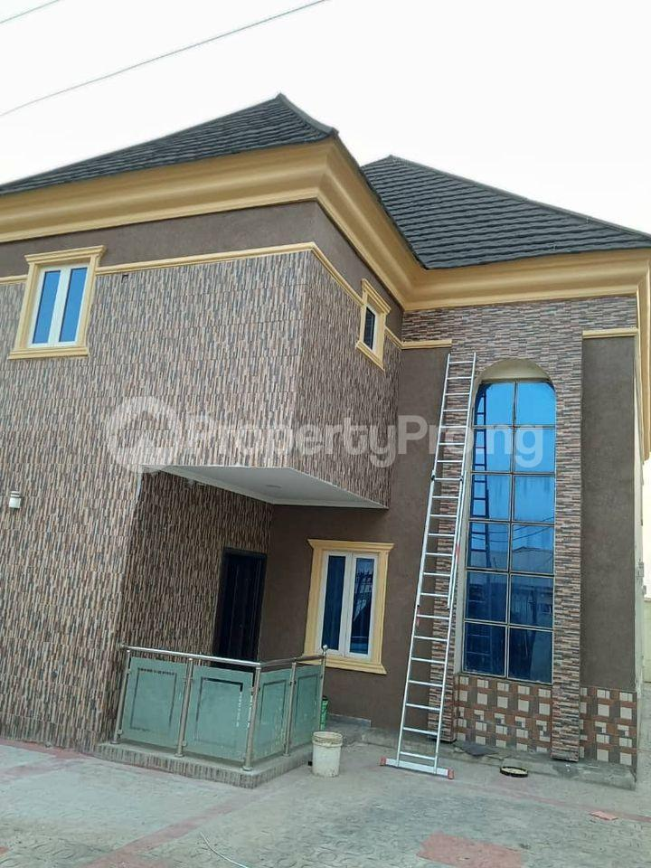 4 bedroom Detached Duplex for sale Temidire Estate Osogbo, By Ring Road Galaxy Hotel, 3minute Drive To Main Ring Road Osogbo Osun - 1