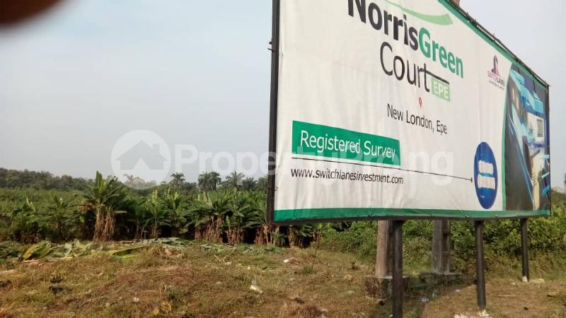 Residential Land Land for sale Epe Road Epe Lagos - 1