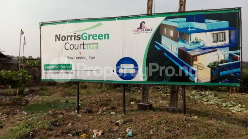 Residential Land Land for sale Epe Road Epe Lagos - 0