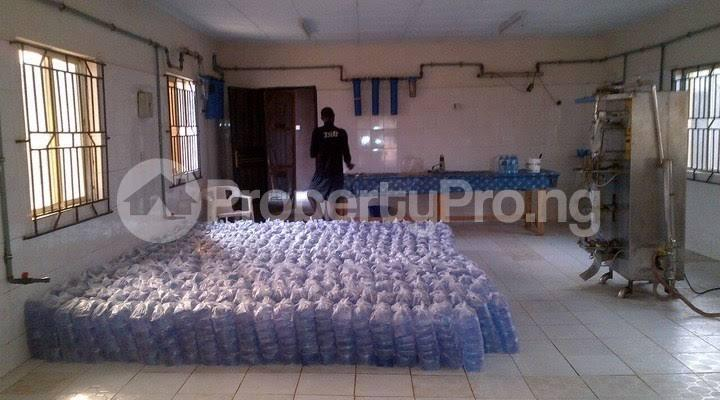 Factory Commercial Property for sale Ganmo ilorin Ilorin Kwara - 0