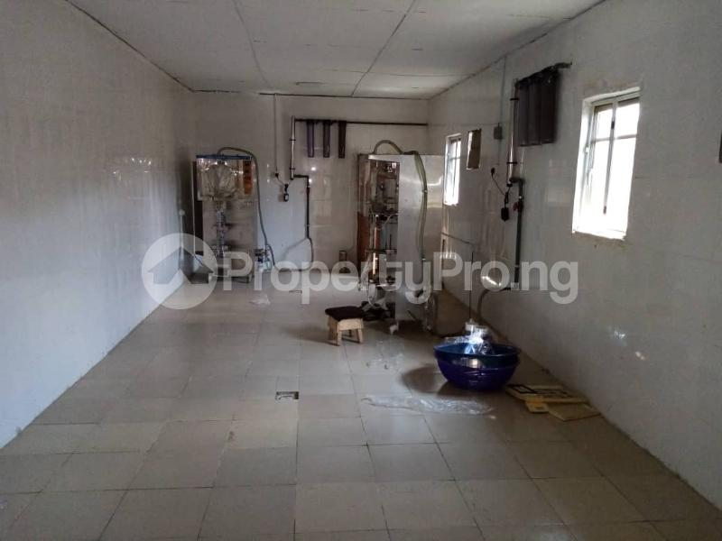 Factory Commercial Property for sale Agunfoye Igbogbo Ikorodu Lagos - 1
