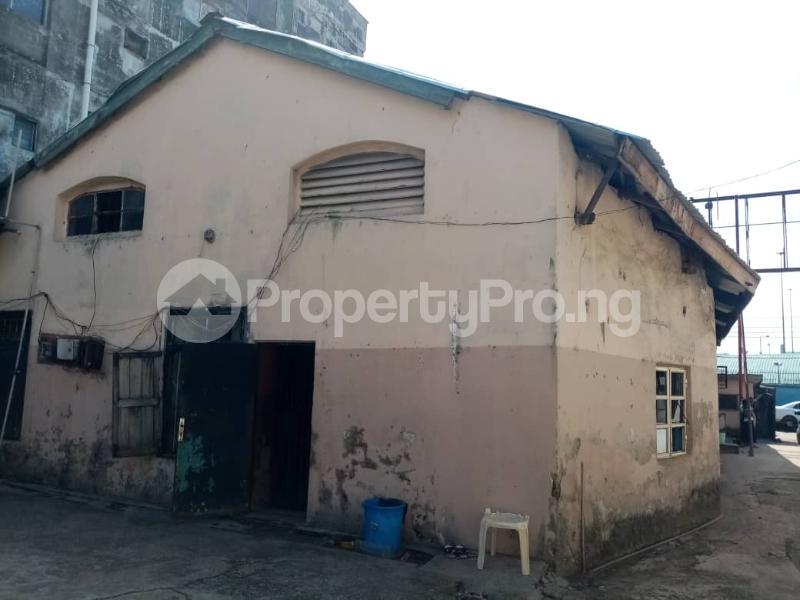 Warehouse for sale Elegbata Apongbon Lagos Island Lagos - 0