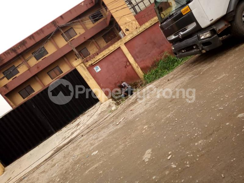 Commercial Property for sale Jimoh Odutola  Eric moore Surulere Lagos - 6