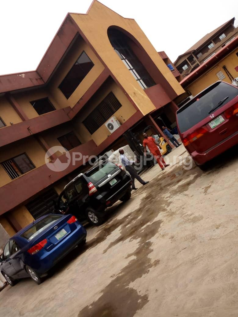 Commercial Property for sale Jimoh Odutola  Eric moore Surulere Lagos - 5