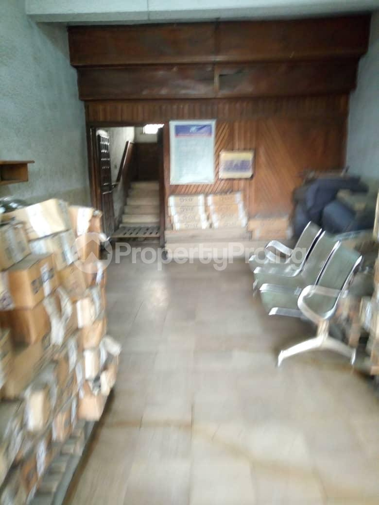 Commercial Property for sale Jimoh Odutola  Eric moore Surulere Lagos - 7