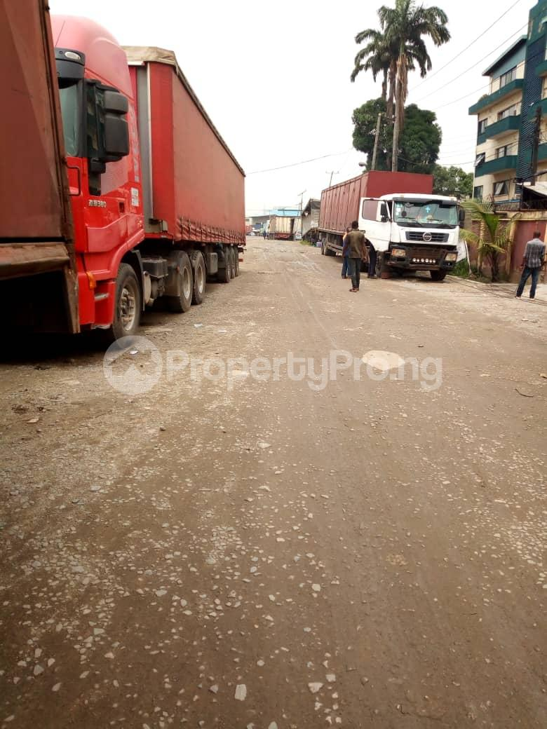 Commercial Property for sale Jimoh Odutola  Eric moore Surulere Lagos - 4