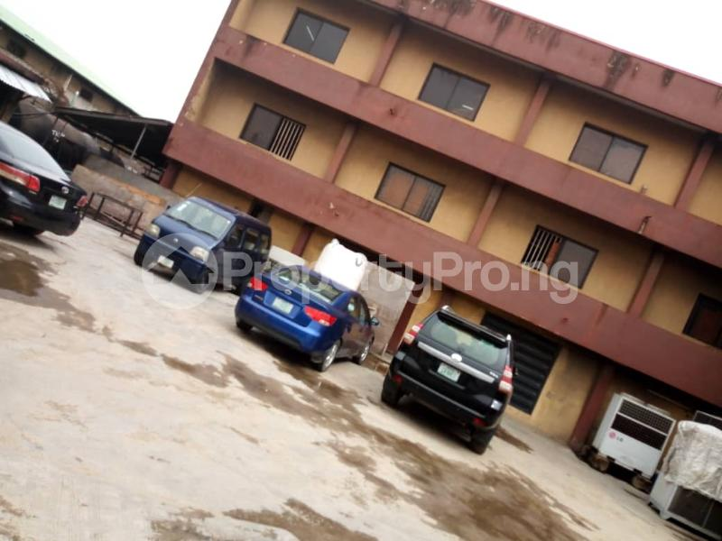 Commercial Property for sale Jimoh Odutola  Eric moore Surulere Lagos - 0