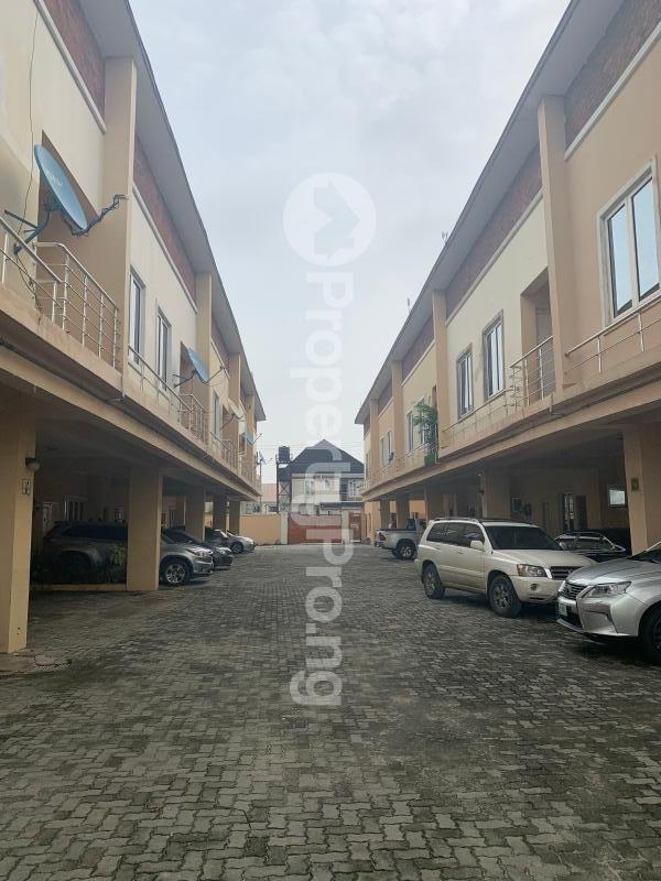 3 bedroom Terraced Duplex for rent Victoria Crest Estate One, Orchid Road, Elegenza, Lekki. First Turning After Second Toll Gate chevron Lekki Lagos - 10