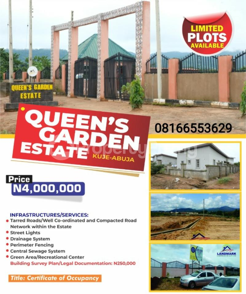 Serviced Residential Land Land for sale Kuje Abuja - 0