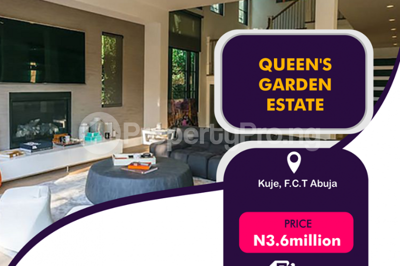 Residential Land Land for sale 15 Minutes drive from Nnamdi Azikiwe Int. Airport. Kuje Abuja - 0