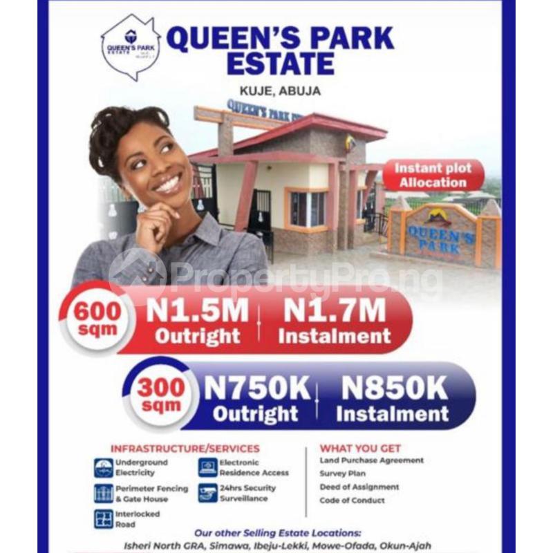 Mixed   Use Land Land for sale ... Kuje Abuja - 0
